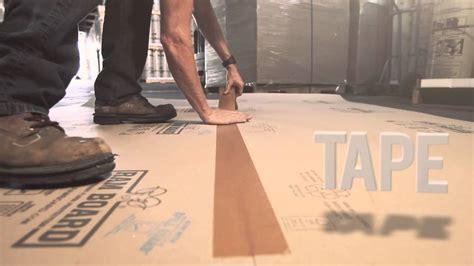 Ram Board®   Temporary Floor Protection   YouTube