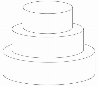 Cake Templates Blank Template Halloween Printable Sketch