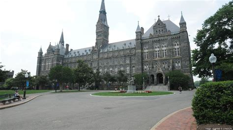 johns hopkins georgetown  top universities