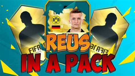 To get the latest player updates, it is necessary. FIFA 16 | REUS IN A PACK!!!! - YouTube