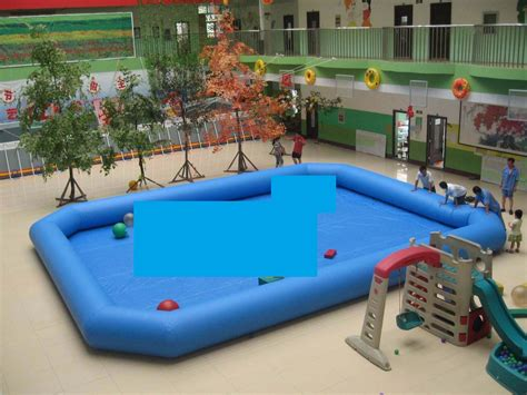 Fascinating Inflatable Swimming Pool
