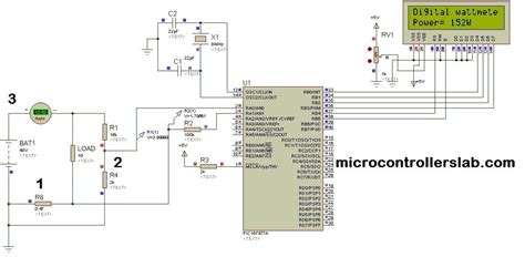 Pin Microcontrollers Project