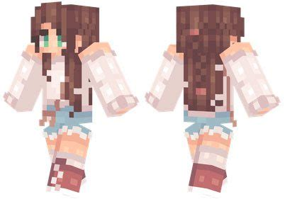 double braid skin  minecraft pe  mcpe box