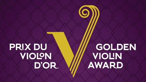 golden violin competition mcgill university