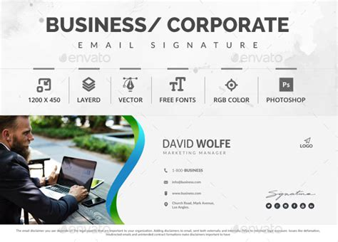 email signature 35 templates free download 51 awesome email signature templates 2017 html psd