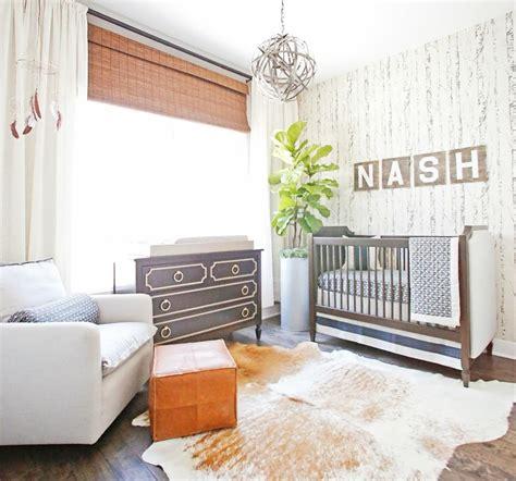 nursery decor trends for 2016