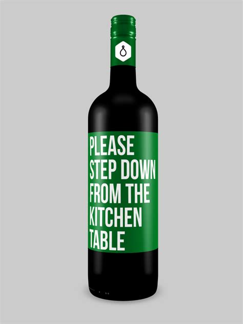 Brutally Honest Wine Labels