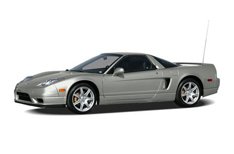 2004 acura nsx overview cars com