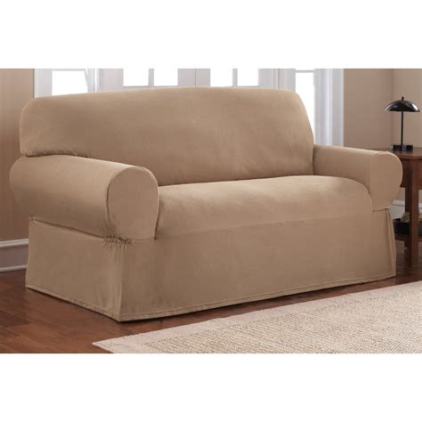 Sofa Loveseat Covers Reclining Loveseat Slipcover Adapted