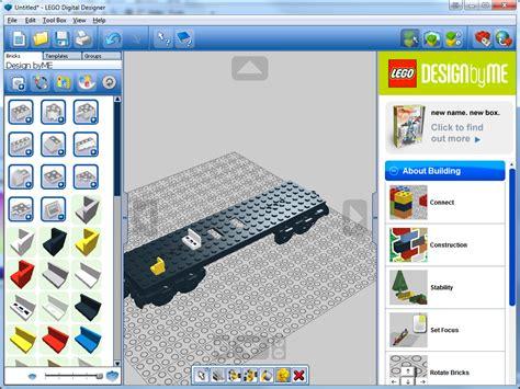 lego digital designer    software