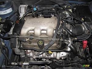 1999 Oldsmobile Alero Gl Sedan 3 4 Liter Ohv 12
