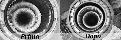 pulire il calcare dalla caldaia