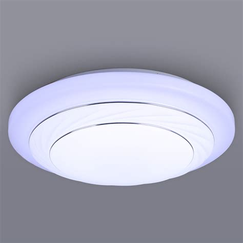 2x 24w led ceiling light wall l kitchen bathroom 3