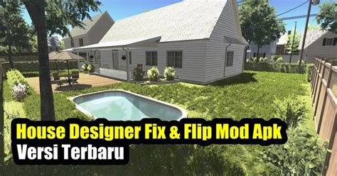 house designer fix flip  mod unlimited