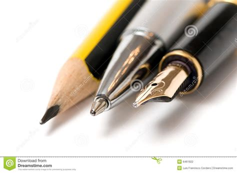 Writing Tools Stock Photo Image Of Tool, Supply, Education 6461922