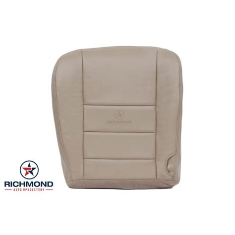 Richmond Auto Upholstery by 2003 2004 Ford F 450 Lariat Leather Seat Cover Driver