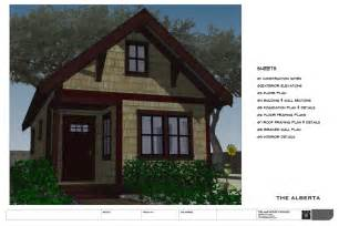 House Plans For Small Houses Photo by No 32 The Alberta Backyard Bungalow House Plan Small