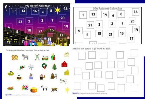 advent calendar  sb sparklebox