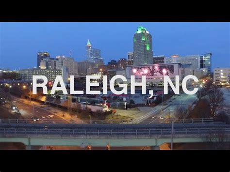 AERIAL RALEIGH NC YouTube