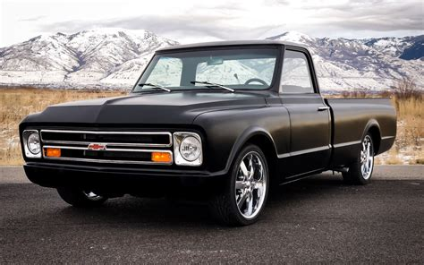 astonishing and custom 1967 chevy c10 muscle truck