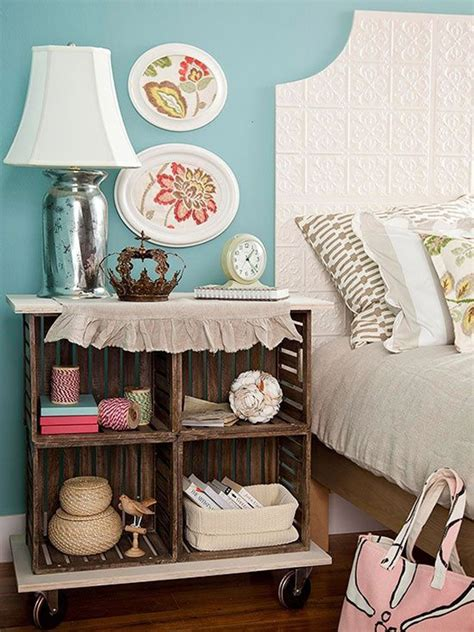 rustic diy wooden crate ideas home design  interior
