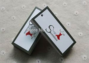 manufacture clothing swing tag labels for clothes With custom logo labels for clothing