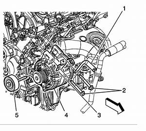 2009 Gmc Acadia Alternator Replacement  Looking For Tips