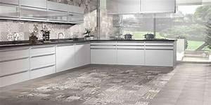 Carrelage style ciment TAPIS 44x44 cm ciment contemporain As de carreaux