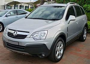 Holden Captiva 5 2009