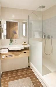 Décoration D Une Petite Salle De Bain : d co styl e pour une petite salle de bain deco cool ~ Zukunftsfamilie.com Idées de Décoration