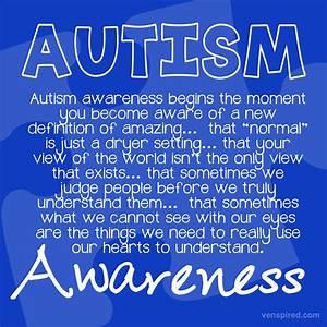 Autism Awareness 2014