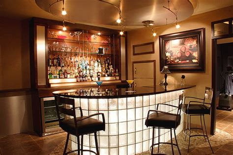 How To Decorate A Bar by Several Ideas To Help You Decorating Home Bars