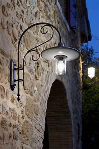 Grande Lanterne Exterieur : lampadaire de jardin en lanterne de phare grille et colonne 80cm aldo bernardi luminaire de ~ Teatrodelosmanantiales.com Idées de Décoration