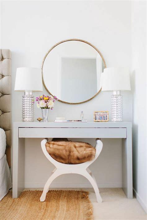 coiffeuse design pour chambre coiffeuse avec miroir 40 id 233 es pour choisir la