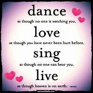 Dance Love Sing Live Pictures, Photos, and Images for ...