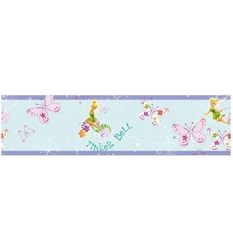 chambre bébé hello disney fairies frise murale 15 3 cm de largeur