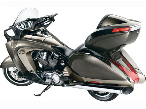 2012 Victory Vision Tour Motorcycle Accident Lawyers