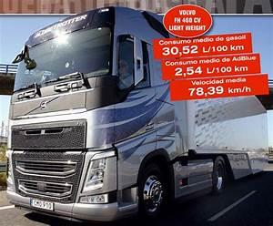 Probamos El Volvo Fh 460 Euro 6 4x2 Tractor  Equilibrio Perfecto