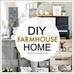 home design diy home decor diy projects farmhouse design the 36th avenue