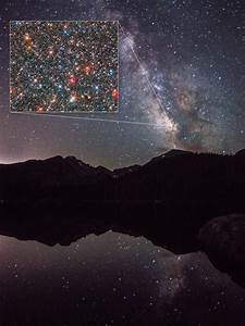View Of The Heart Of Our Milky Way From Earth