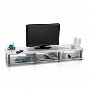 Tv Board Weiß : tv board austin wei ~ Frokenaadalensverden.com Haus und Dekorationen