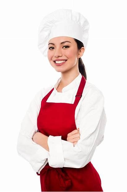 Chef Female Transparent Woman Pluspng Archive