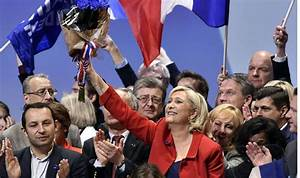 Marine Le Pen predicts EU will DIE as she says leaving ...