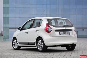 Petite Dacia : dacia towny la petite dacia 5 000 l 39 argus ~ Gottalentnigeria.com Avis de Voitures
