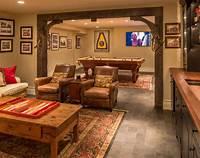 basement design ideas 45 Amazing Luxury Finished Basement Ideas | Home ...