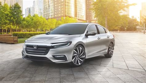 2019 Honda Insight Prototype Is Ready For Its Detroit