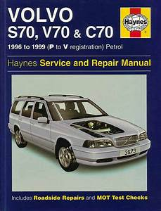 Shop Manual Service Repair Book S70 V70 C70 Volvo Haynes