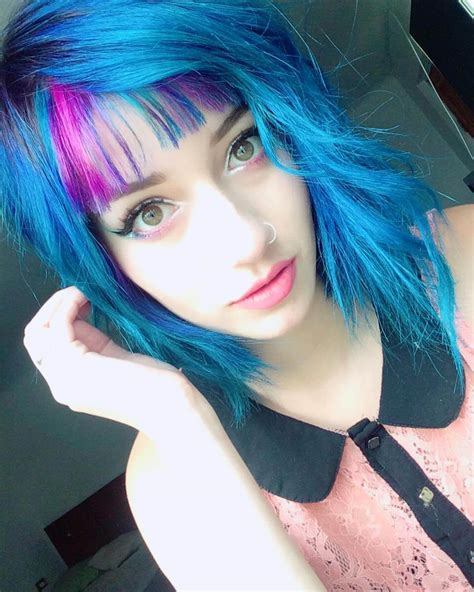 21 Blue Hair Ideas That Youll Love Page 8 Of 21 Ninja