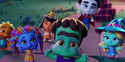 Monsters Super Netflix Halloween Spirit Save Gets