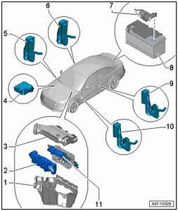 Audi A4 Engine Bay Fuse Box : audi workshop manuals a4 mk3 vehicle electrics ~ A.2002-acura-tl-radio.info Haus und Dekorationen